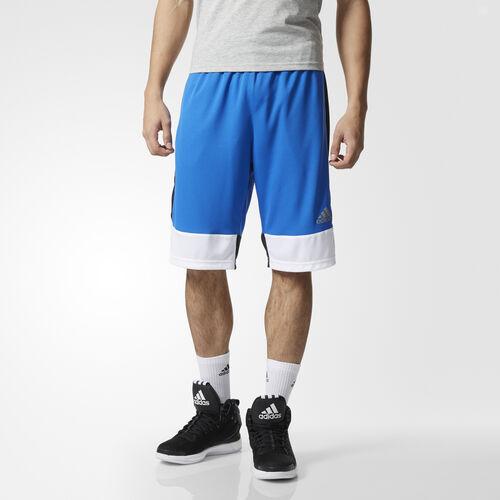 adidas - Key Item Shorts Blue  /  Black AP0410