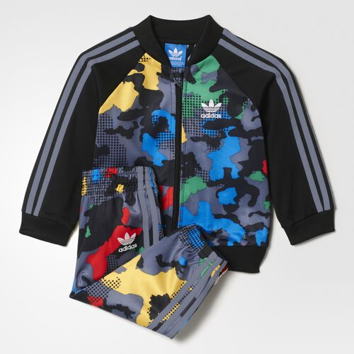 adidas - YWF Superstar Set Multicolor  /  Black  /  White S95929