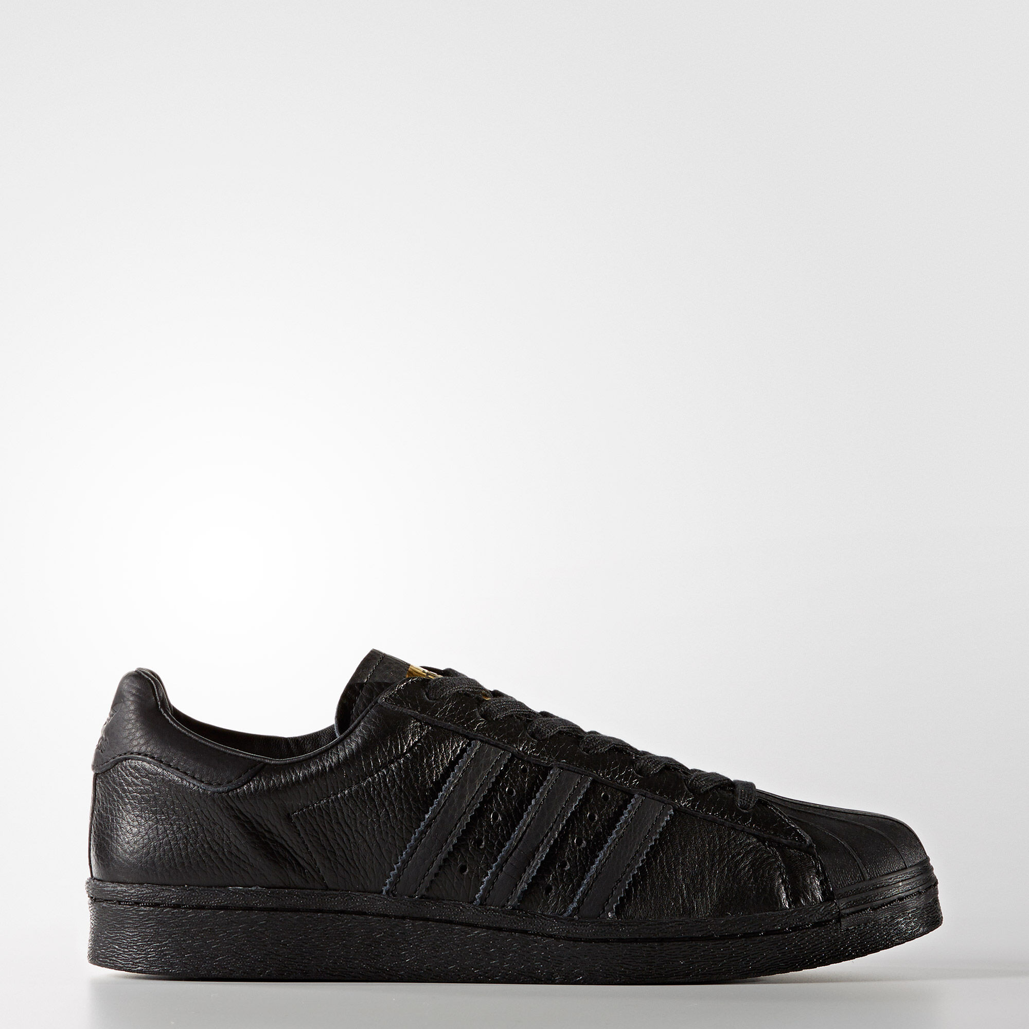 adidas superstar black gold