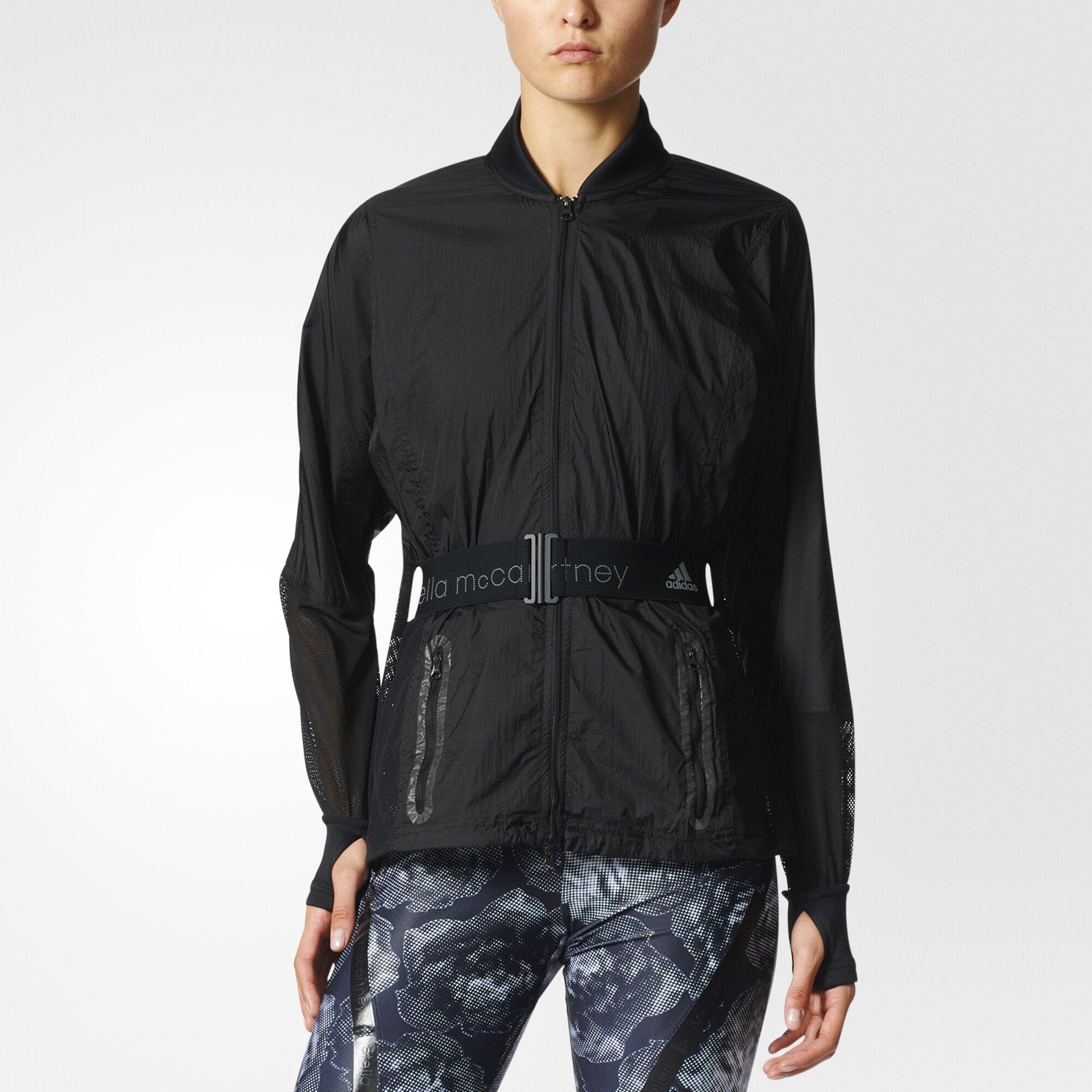 Adidas jacket - Adidas Run Jacket Black S99199