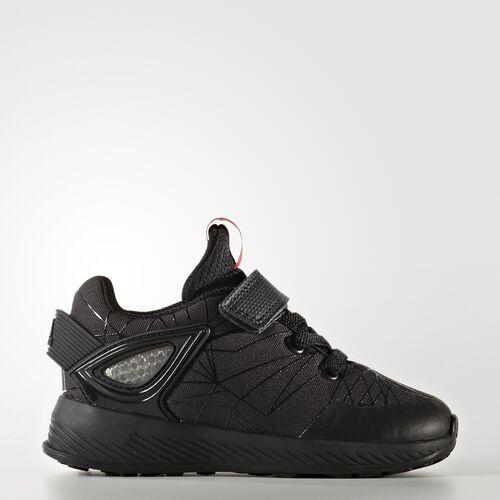 adidas - Spider-Man RapidaRun Shoes Core Black  /  Core Black  /  Running White S81130