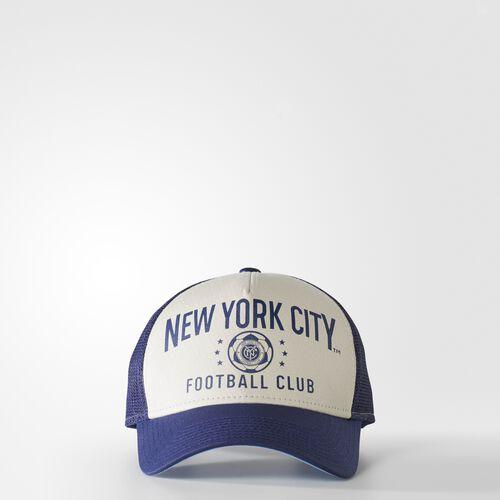adidas - NYC FC Trucker Hat MULTI AK6223