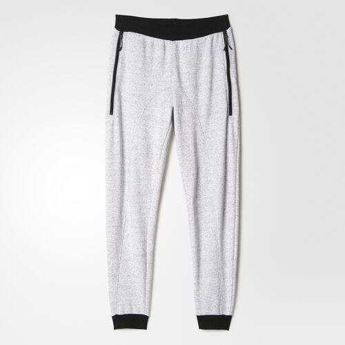 adidas - Motocross Track Pants Light Grey Heather  /  Solid Grey AY9888