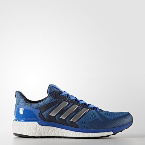adidas - Supernova Sequence 10 Shoes Core Blue  /  Metallic Silver  /  Satellite BB3102