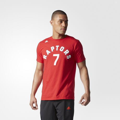 adidas - Raptors Jersey Replica Tee Lowry Red AS9333