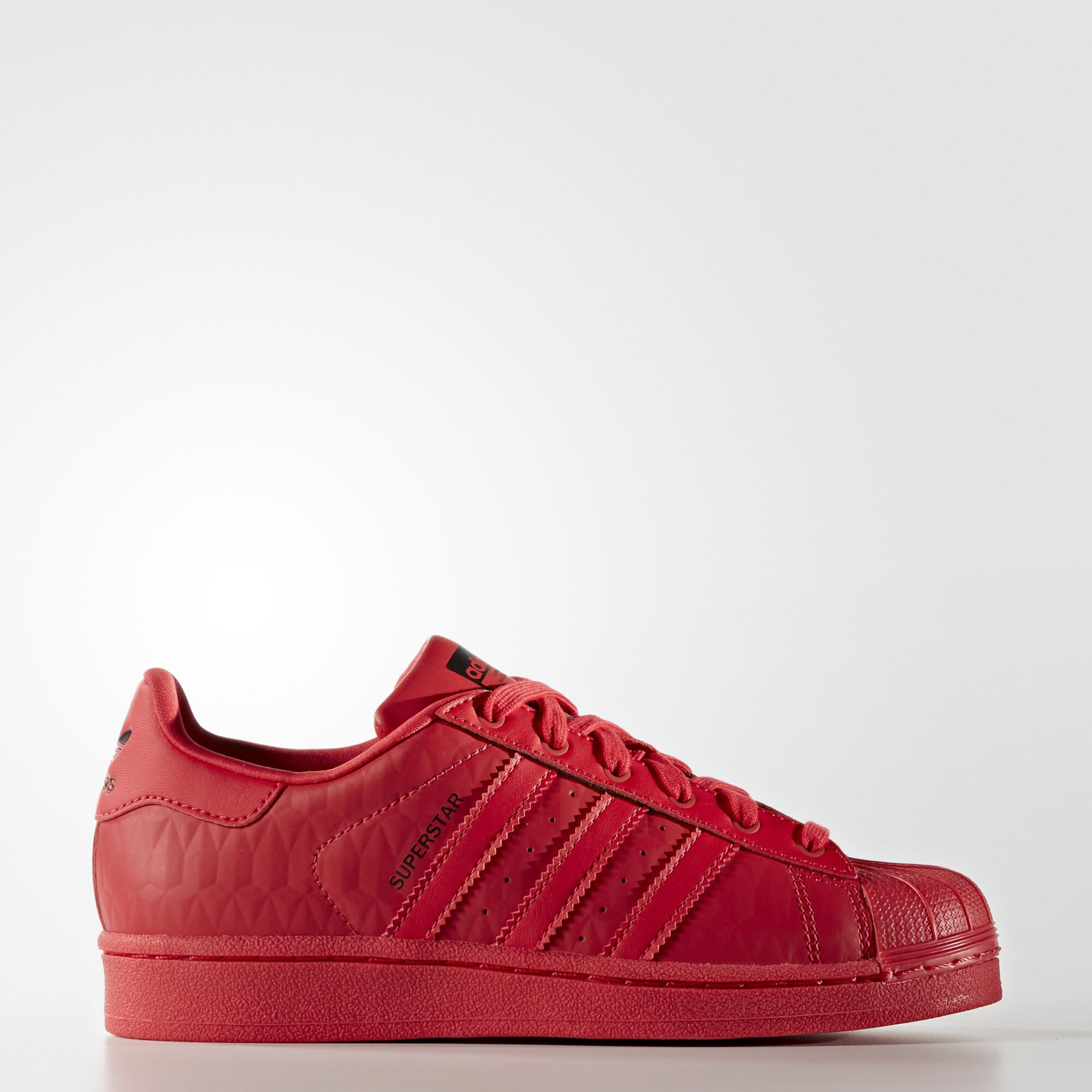 adidas originals star kids red