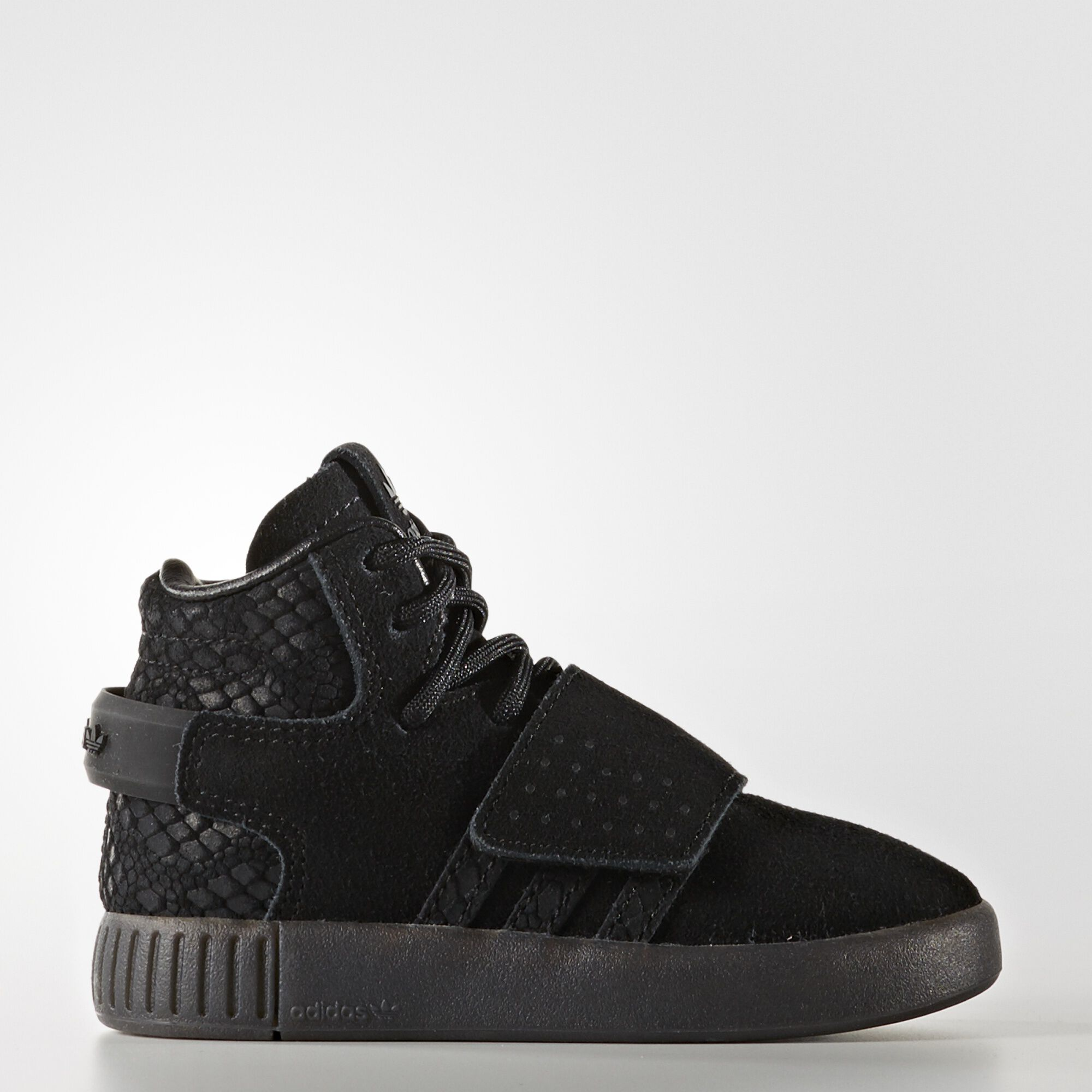 adidas Originals Tubular Defiant neoprene and suede sneakers