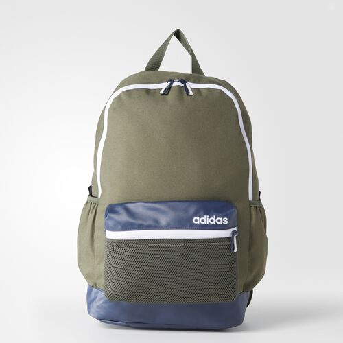 adidas neo daily backpack green adidas us. Black Bedroom Furniture Sets. Home Design Ideas
