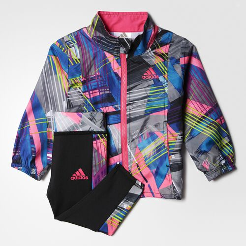 adidas - Run Like The Wind Jacket Set Multicolor BI5668