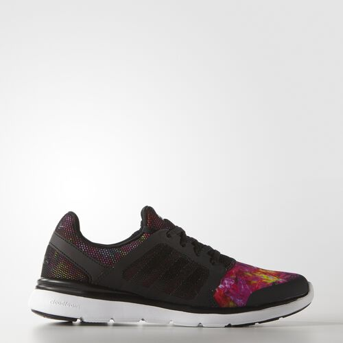 adidas - Cloudfoam Xpression Shoes Core Black  /  Black  /  Running White AW4548