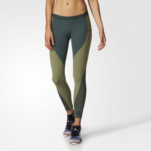 adidas - Climachill Tights Utility Ivy B45813