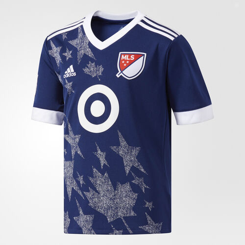 adidas - MLS ALL-STAR REP JERSEY Blue CR9346