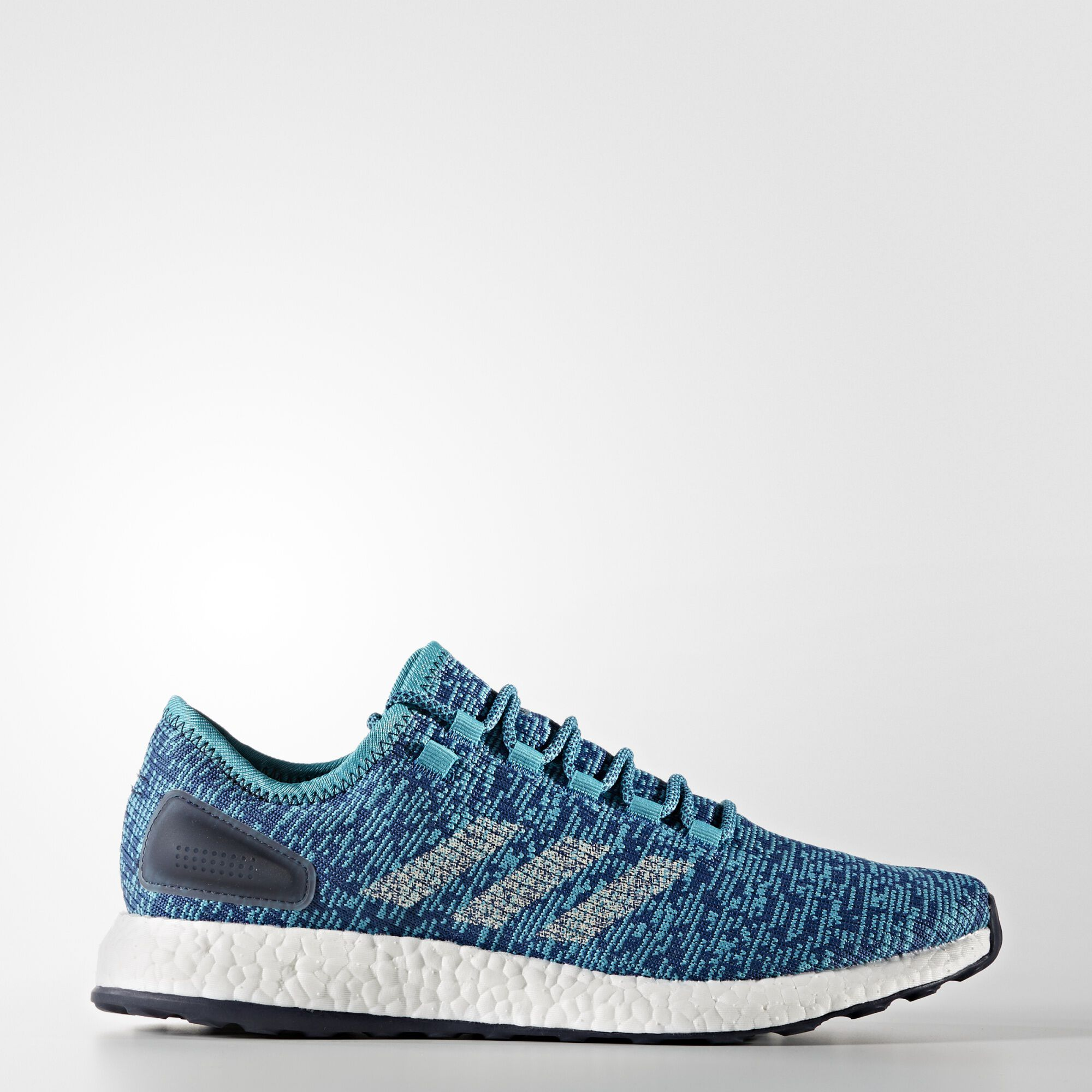 adidas - Pure Boost Clima Shoes Energy Blue / Core Blue BA9056