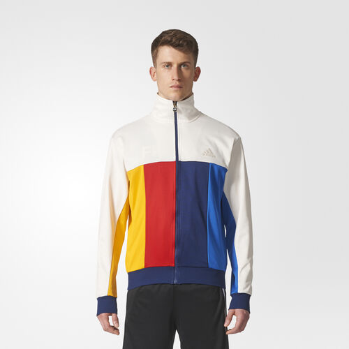 adidas - New York Jacket Chalk White BR3563