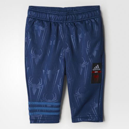 Adidas Kids Spider-Man Three-Quarter Shorts