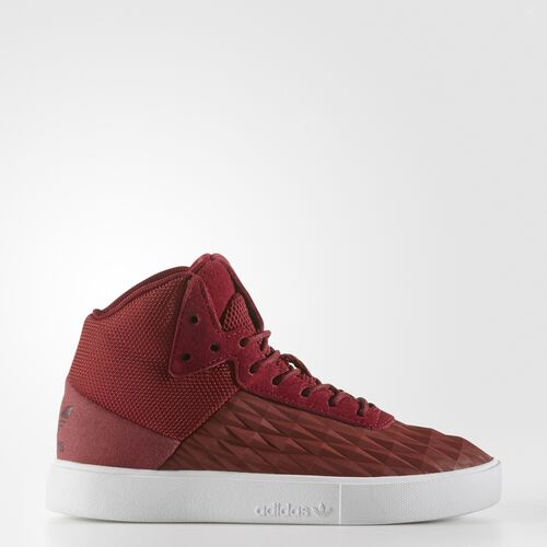 adidas - Splendid Mid-Cut Shoes Mystery Red  /  Cardinal  /  Crystal White BB8854