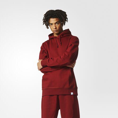 adidas - XbyO Pullover Collegiate Burgundy BS2858