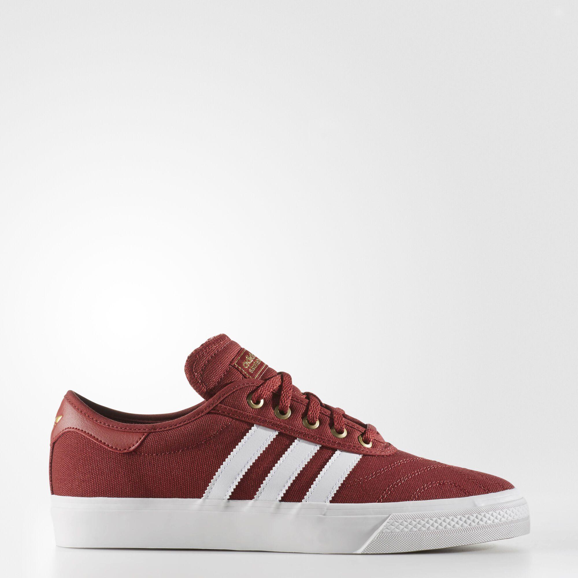 Red Mens Adidas Skateboarding Rayado Mid Shoes Cheap Payment