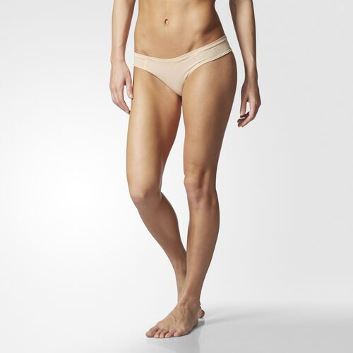 adidas - Climacool Thong Underwear St Pale Nude  /  Matte Silver B74848