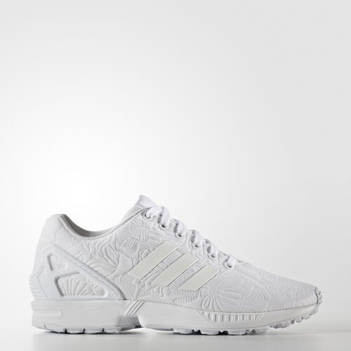 adidas - ZX Flux Shoes Running White Ftw  /  Running White Ftw  /  Core Black S76590