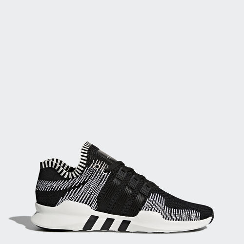 adidas - EQT Support ADV Primeknit Shoes Core Black  /  Core Black  /  Running White BY9390