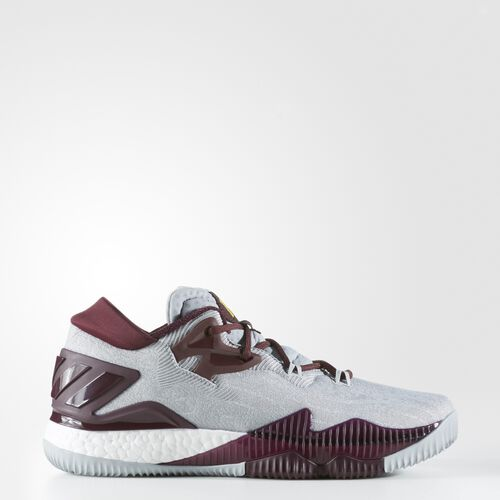 adidas - Crazylight Boost Low 2016 Shoes Clear Onix  /  Gold Solid  /  Light Maroon B39062