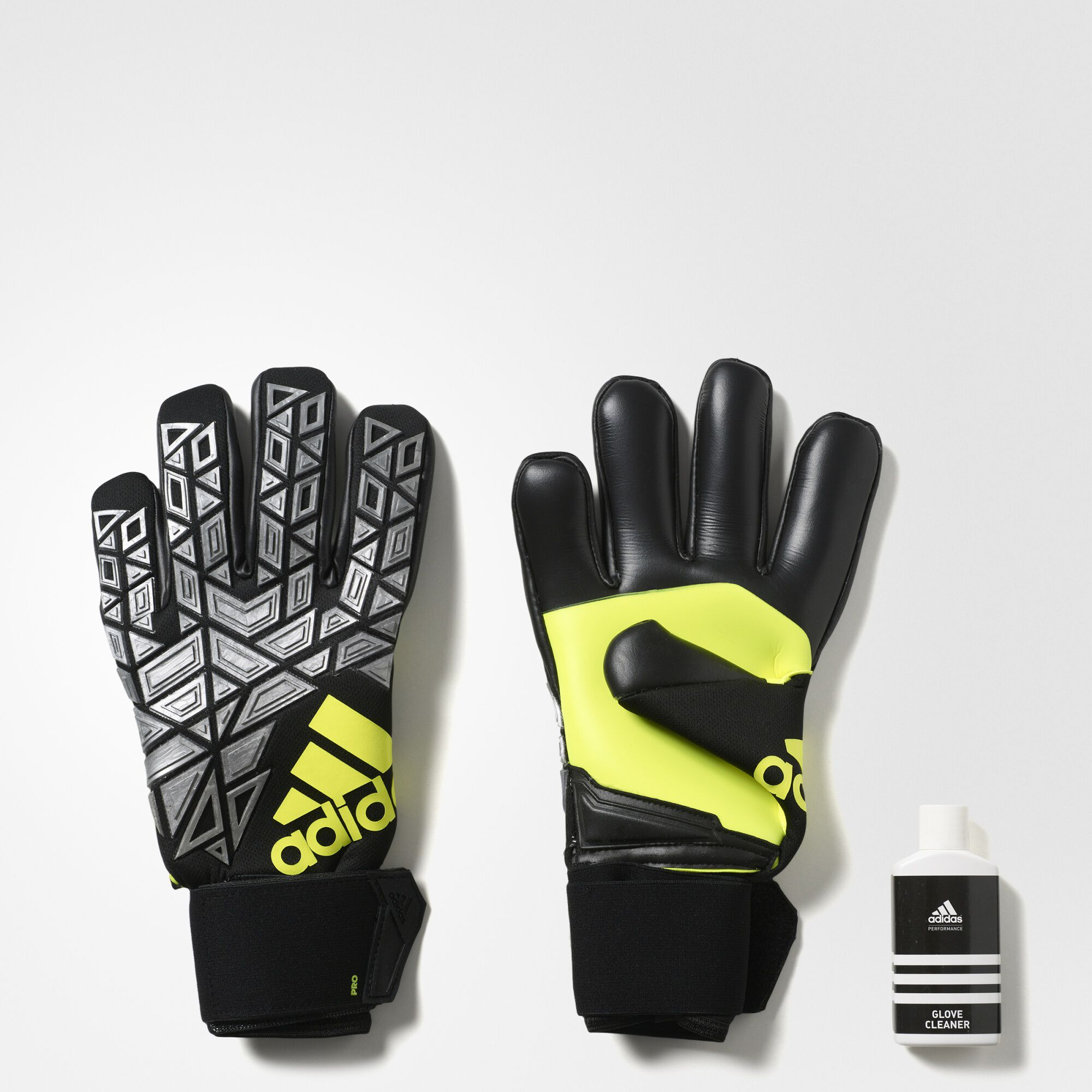 adidas ace pro goalkeeper gloves black adidas us. Black Bedroom Furniture Sets. Home Design Ideas