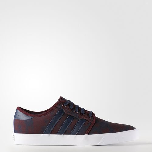 adidas - Seeley Shoes Collegiate Burgundy  /  Collegiate Navy  /  Running White Ftw B27342