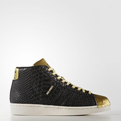 adidas - Pro Model Shoes Core Black  /  Black  /  Legacy White BB5554