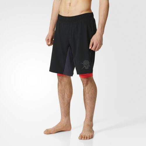 adidas - A2G Two-in-One Shorts Black S94468