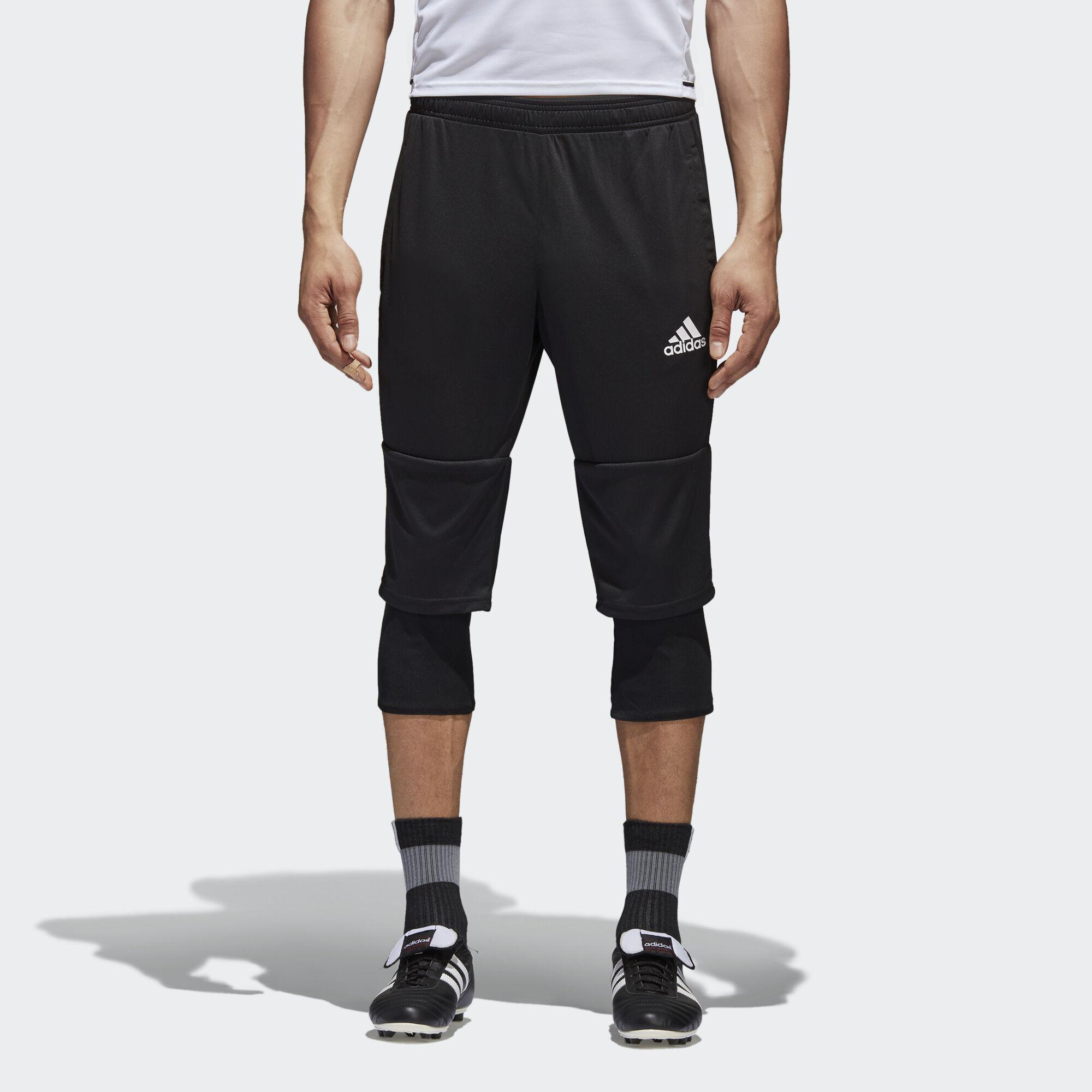 Creative Women39s Adidas Womens Sport Essentials Logo 3 Quarter Pants  Get The