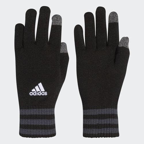 adidas - Tiro Gloves Black  /  Grey B46135