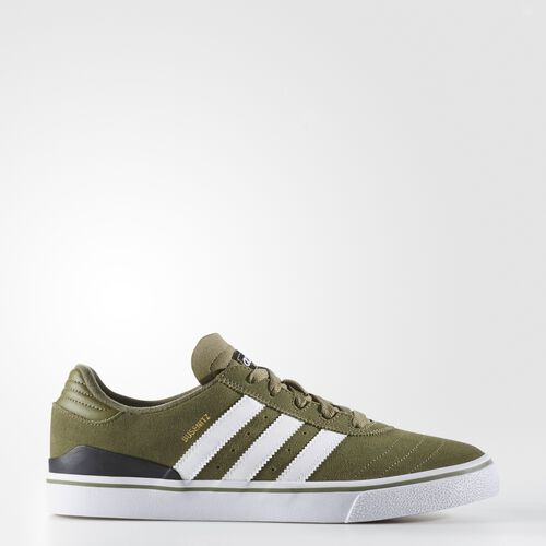 adidas - Busenitz Vulc ADV Shoes Olive Cargo  /  Running White  /  Black F37889