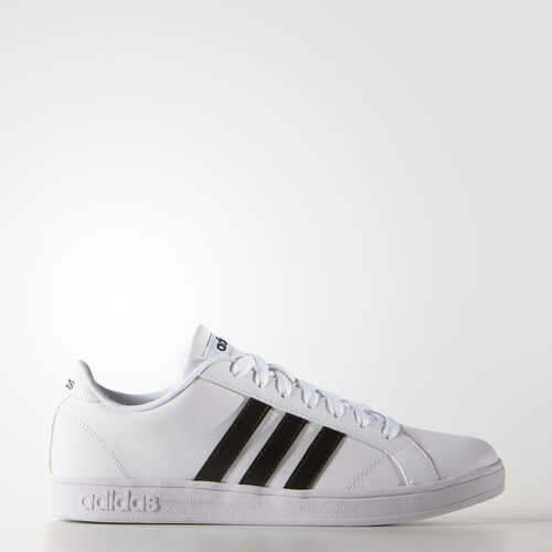 adidas - Baseline Shoes Running White Ftw  /  Black  /  Running White AW4409