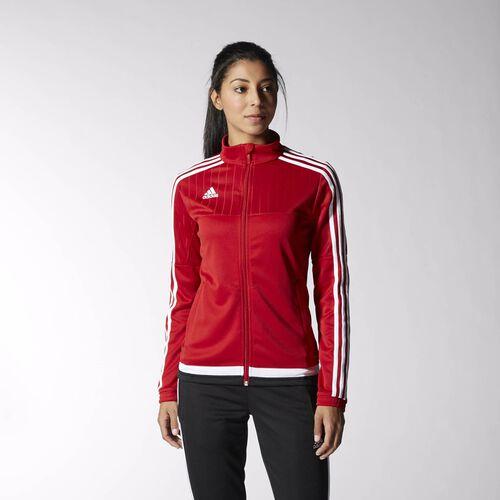 adidas - Tiro 15 Training Jacket Power Red  /  White  /  Black S22325