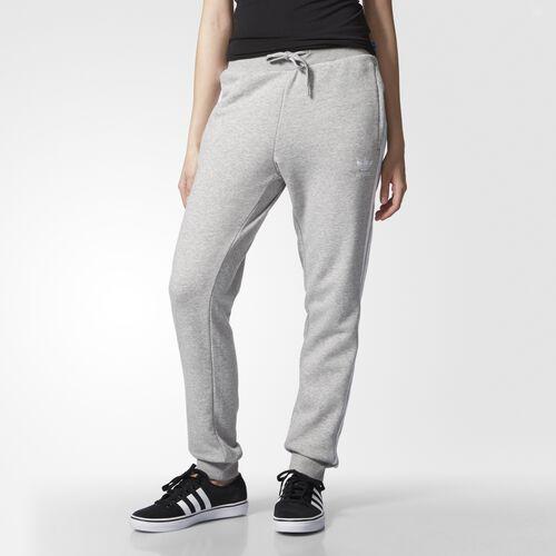 adidas - Cuffed Track Pants Medium Grey Heather AY8944