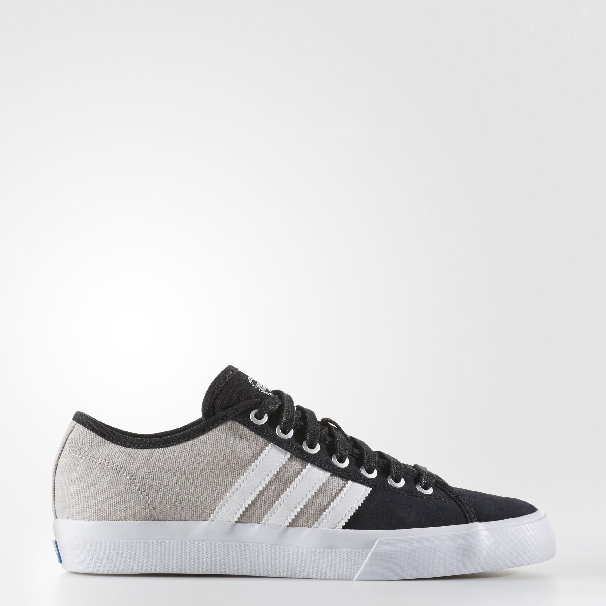 Adidas skate shoes zumiez - Adidas Matchcourt Rx Shoes Core Black Running White Bb8604