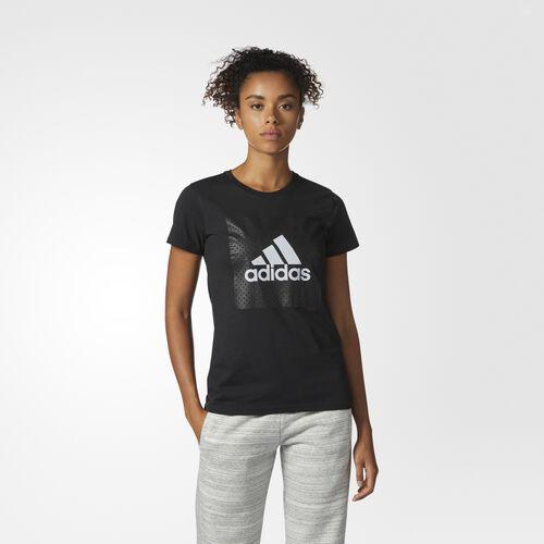 adidas - Badge of Sport Tee Black CT2203