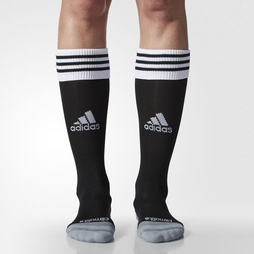 adidas - Copa Zone Cushion Socks X Small Black  /  White D02946