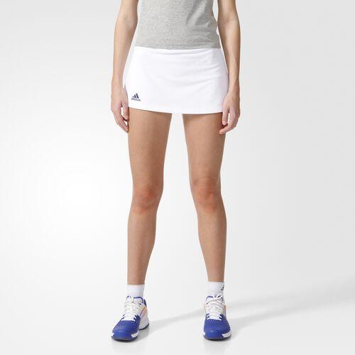 adidas - Prime Fit Club Skort White  /  Collegiate Navy AP4815