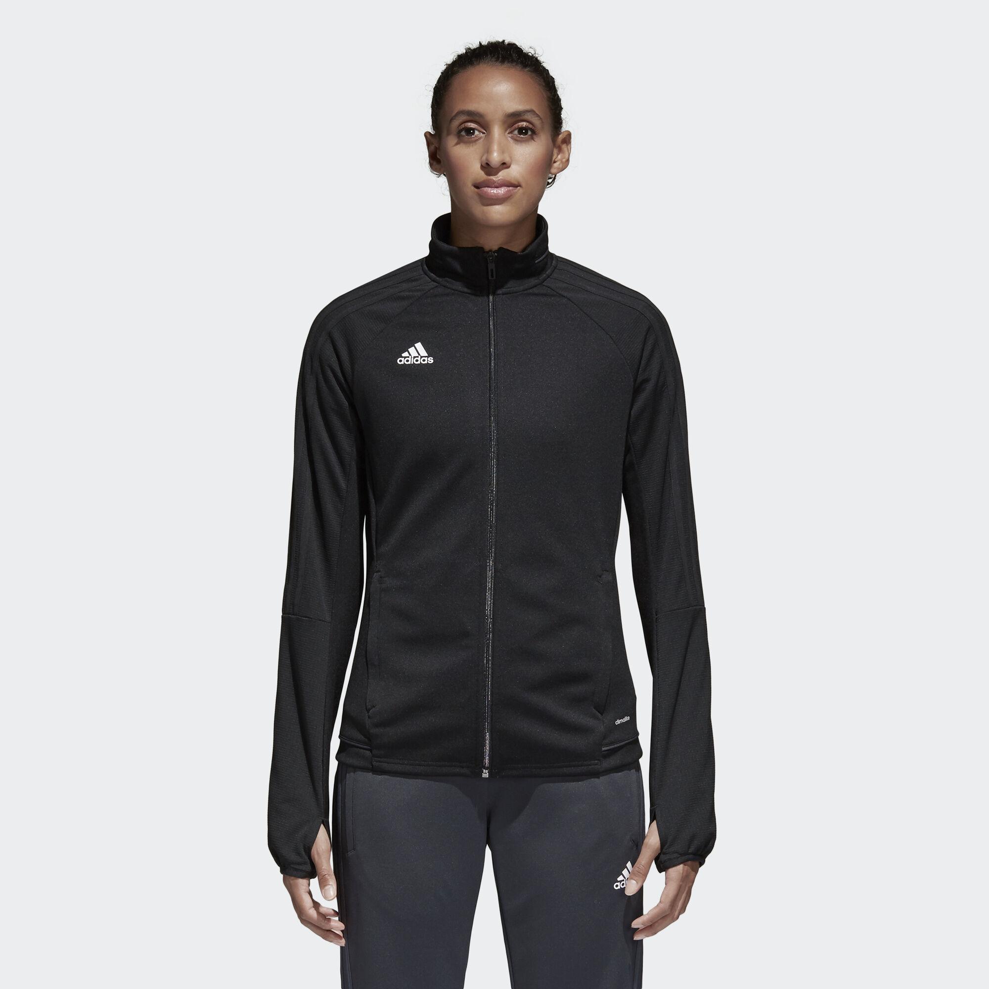 Adidas Tiro 17 Training Jacket Black Adidas Us