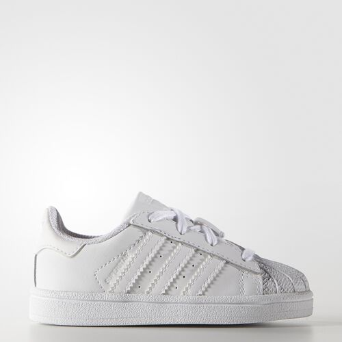 adidas - Superstar Shoes Running White Ftw  /  Running White  /  Running White B23663