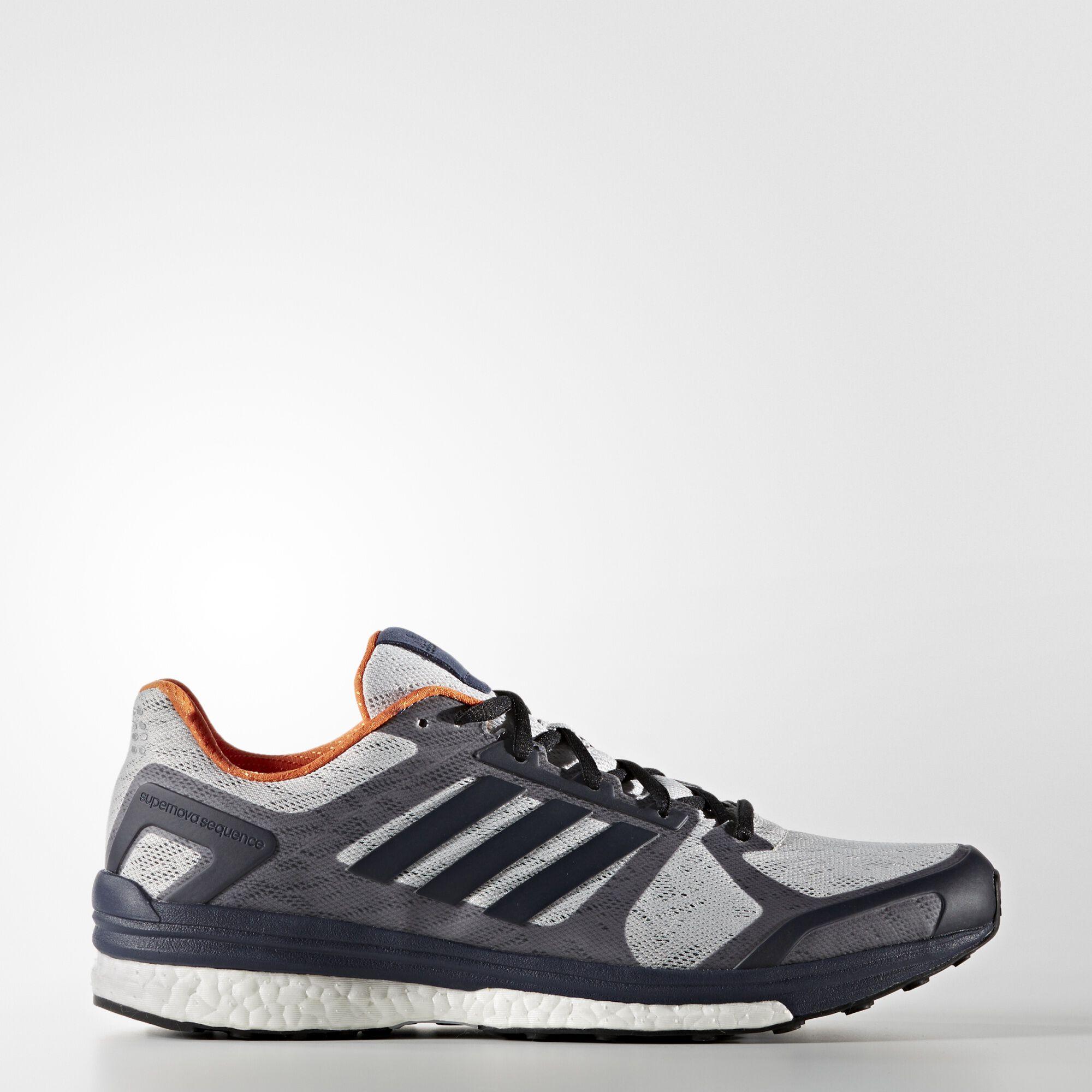 adidas supernova sequence 9 shoes grey adidas us. Black Bedroom Furniture Sets. Home Design Ideas