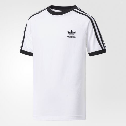 adidas - California Tee White  /  Black BR3478