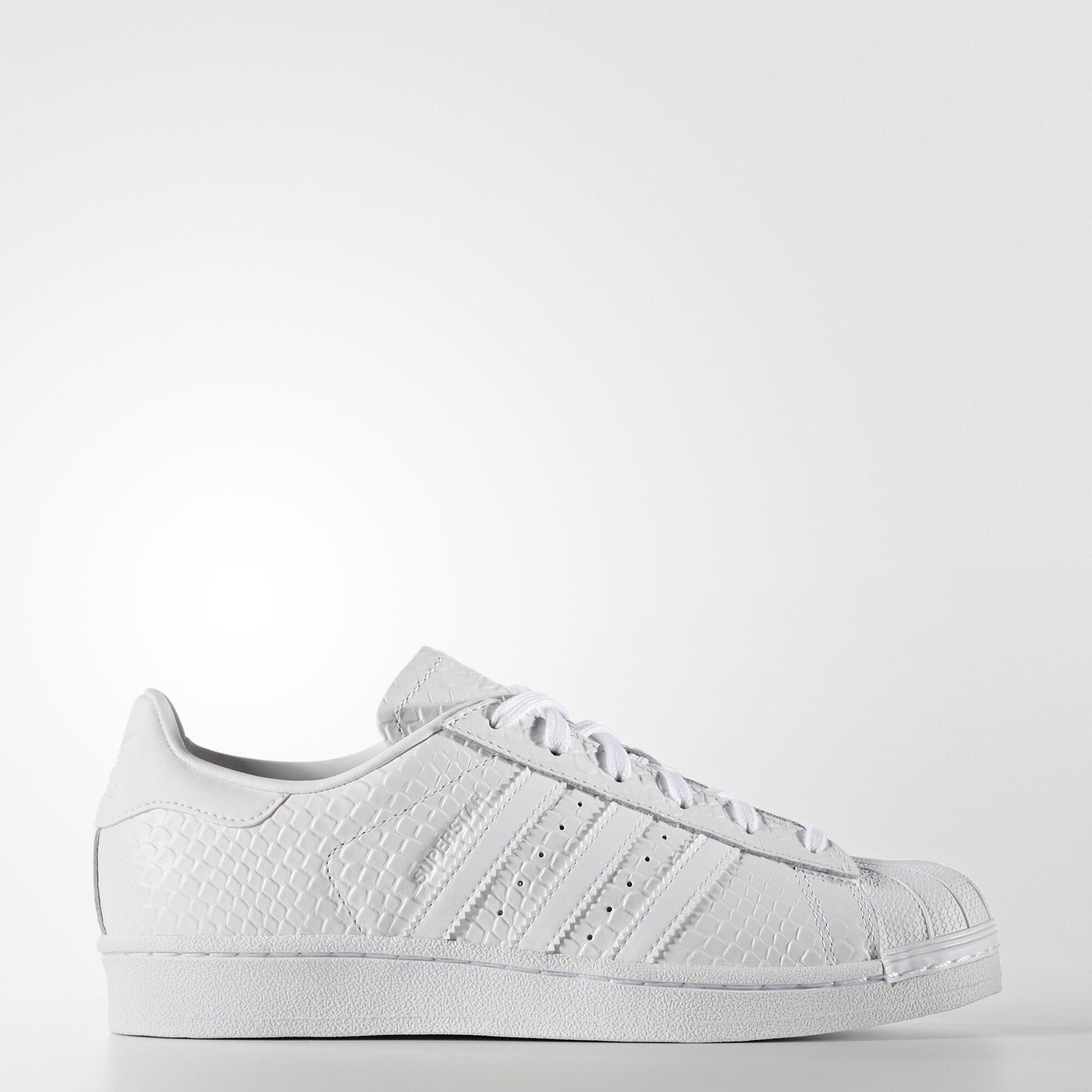 Adidas Superstar Running White