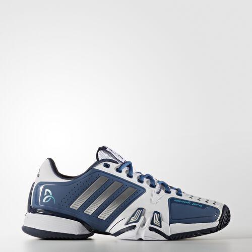 adidas - Novak Pro Shoes Running White Ftw  /  Matte Silver  /  Vista Blue AQ2291