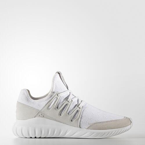 adidas - Tubular Radial Primeknit Shoes Vintage White  /  Running White Ftw  /  Core Black S76714