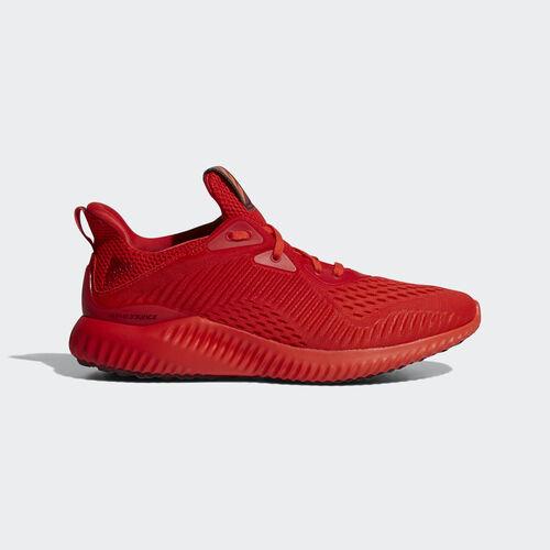 adidas - Alphabounce EM Shoes Blaze Orange  /  Core Red  /  Collegiate Burgundy BW1202