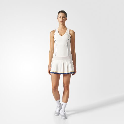 adidas - New York Solid Dress Chalk White BQ9112