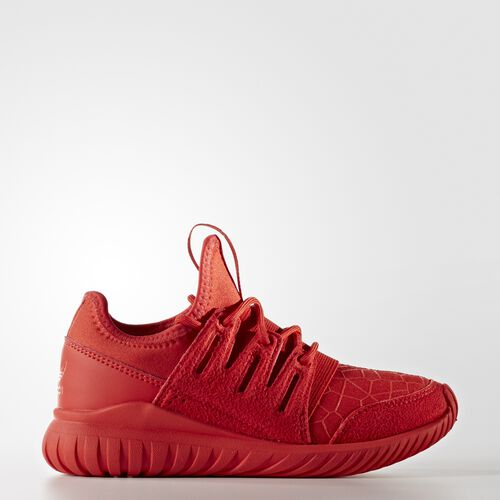 adidas - Tubular Radial Shoes Red  /  Red  /  Core Black S81923